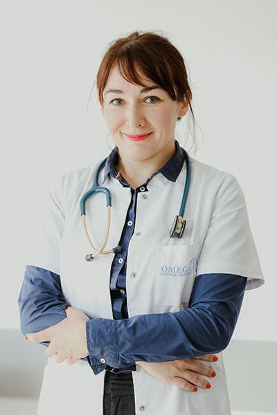 lek. med. Sylwia Ziółkowska